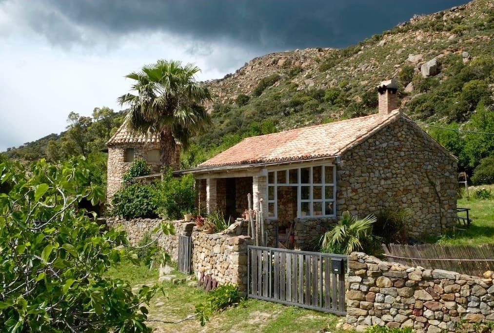 Tarifa casa rural casas en alquiler en facinas c diz andaluc a espa a - Alquiler casas tarifa ...