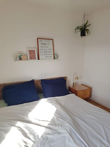 Master Bedroom (California King Bed)