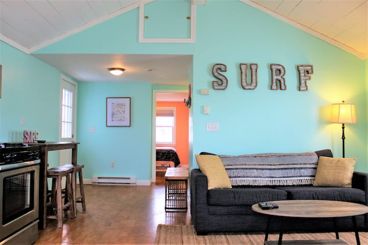 🏄Salisbury Surf Shack| Steps to the Beach!🏄