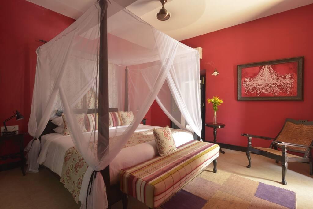Room Interior - Deluxe room