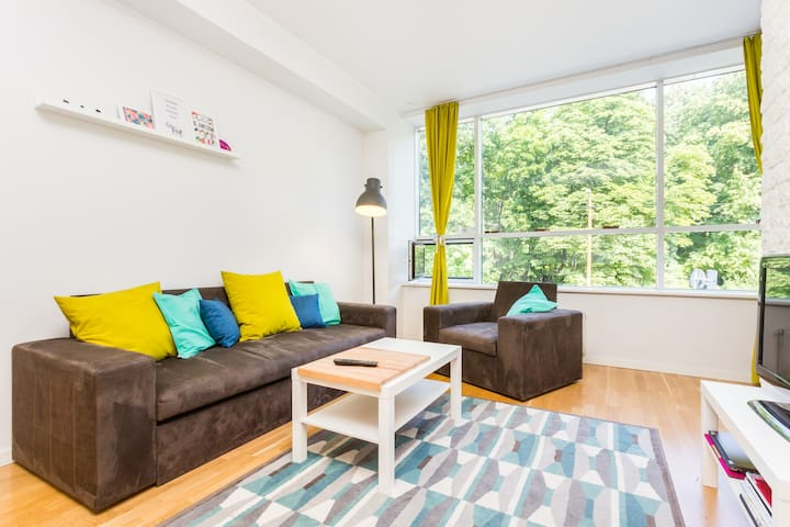 Nice and spacious apartment in Kalamaja - ทาลลินน์ - อพาร์ทเมนท์