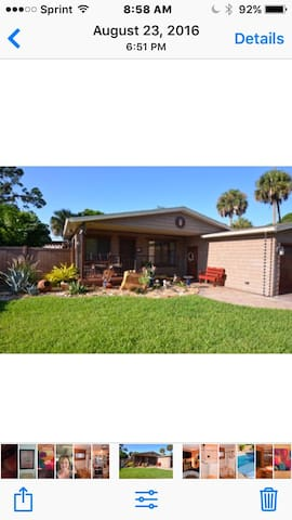 Charming ,ALL  INCLUSIVE PARADISE ! - Rockledge - Talo