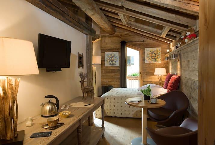 Chambre confort - Saint-Martin-de-Belleville - Altro