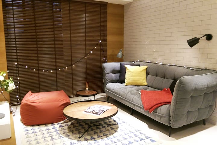Macaron - Luxury apartment by Art museum Park