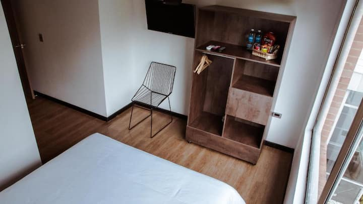 New & fresh room in the best area 313