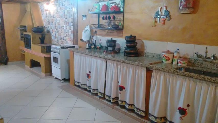 Casa da Angela - Cunha - Flat