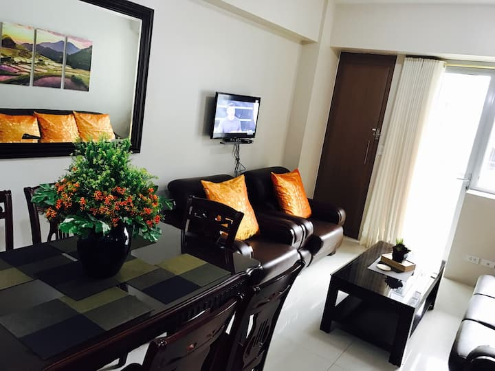 2 Bdroom/Bath Condo, WITHIN RESORTS WORLD/AIRPORT