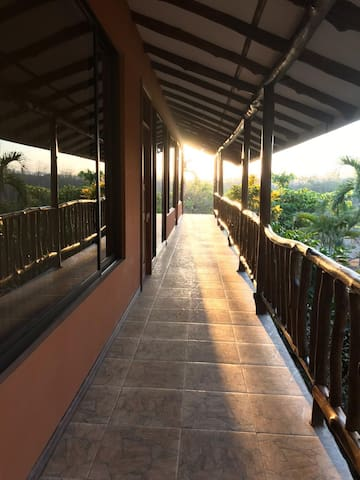 Rooms  A/C free wifi - Coyote Guanacaste