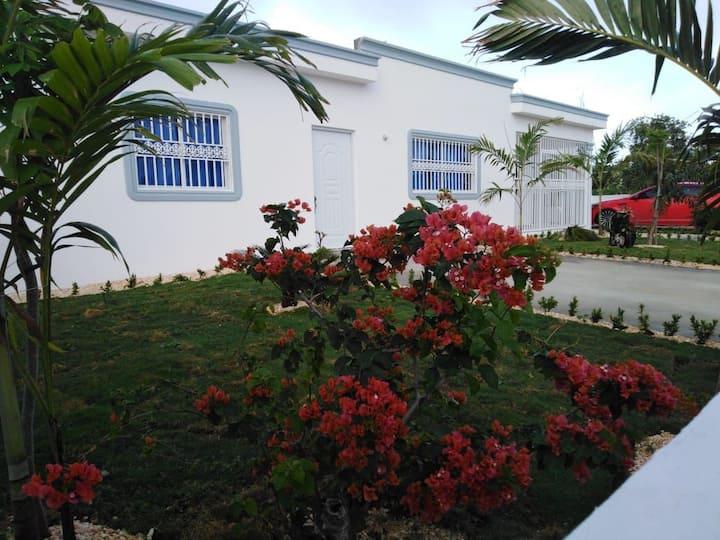 Brand New Private Room Cabrera, North coast