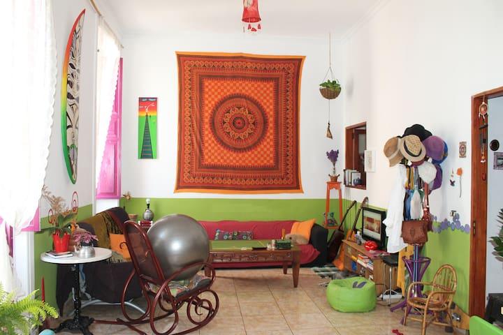 Hogar de los colores - Las Palmas de Gran Canaria - Wohnung