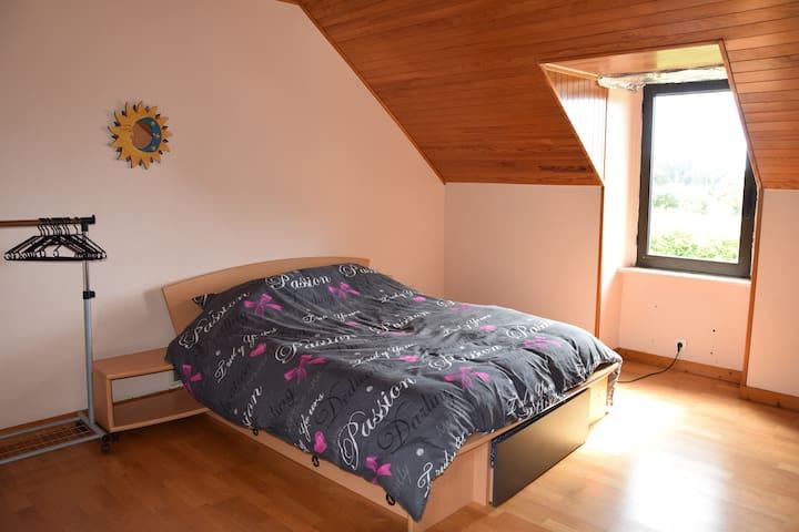 Studio en campagne, confortable et au calme - Saint-Évarzec - Apartment