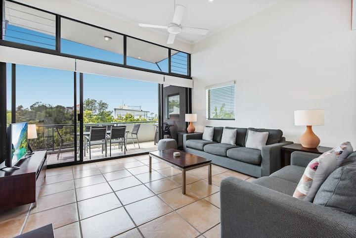 Deluxe Ocean View Apartment - Village location