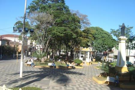 Aconchego e Tranquilidade no Centro - Santa Rita do Sapucaí - Haus