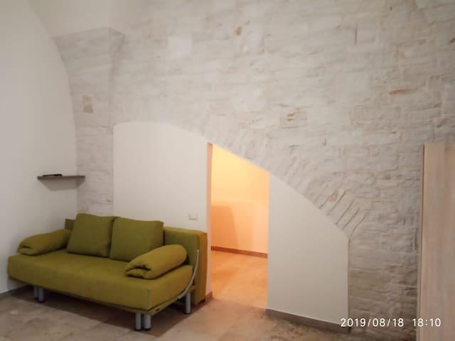 Grazioso monolocale pianoterra a Terlizzi