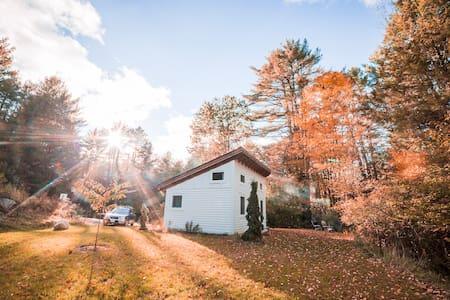 Honeycrisp Cottage - A Tiny Timber Frame