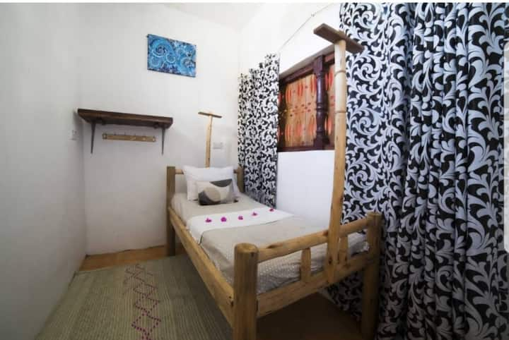Barabara house Single bed room