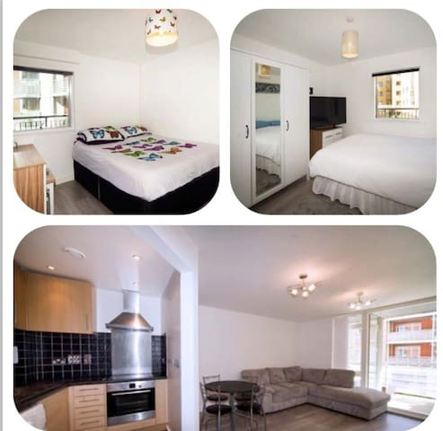 Maidstone Central Amazing flat next to trains - Maidstone - Apartment