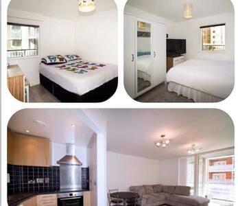 Maidstone Central Amazing flat next to trains - Maidstone - Apartmen
