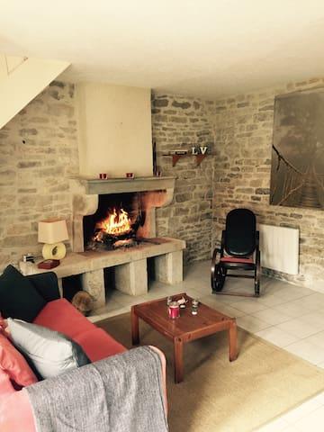 Petite maison Bourguignonne à Lusigny sur Ouche