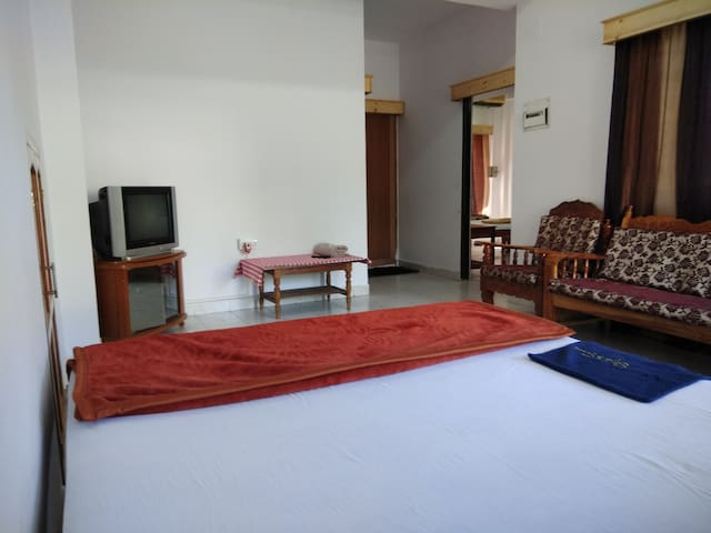 Dutta's Residency (Room A)