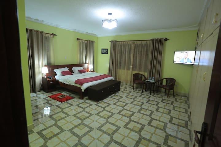 Kabale Room at Precious Villas Lubowa