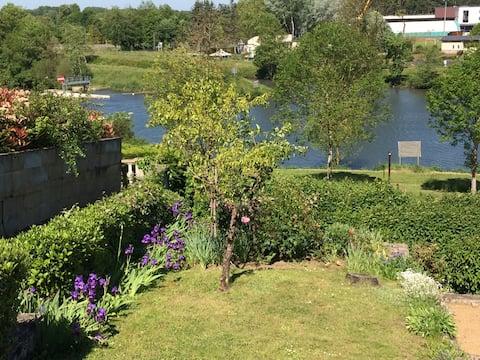 Les terrasses de la Sarthe