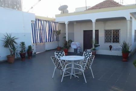Chez Khady - Dakar - Aamiaismajoitus