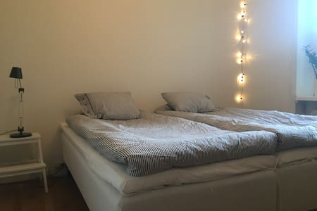 Cosy and charming room for a perfect stay in SOFO - Стокгольм - Квартира