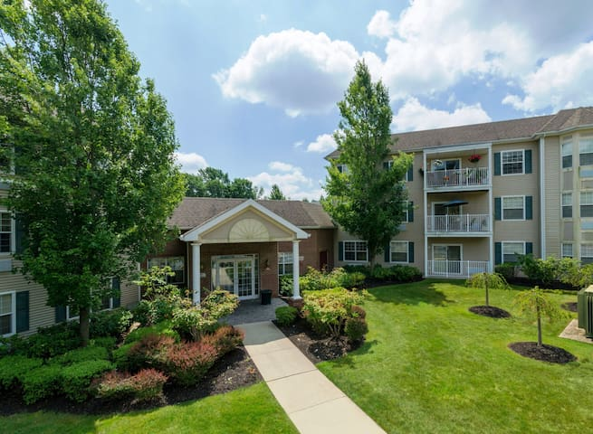 Luxury 1br Apt At The Carriage Club Apartments For Rent In Mount Arlington New Jersey
