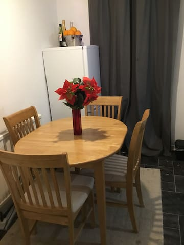 Very small single room in town house