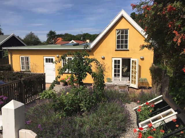 Hus 60 m2 i det gamle Tisvildeleje