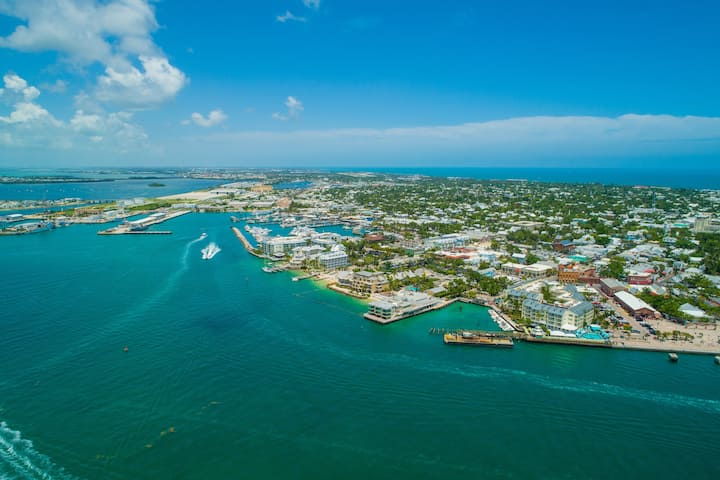 Stunning Retreat in Key West | Ideal Location + Shared Outdoor Pool