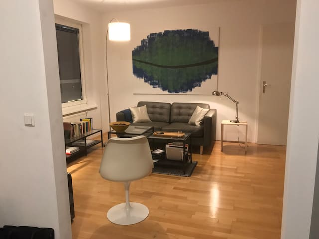 Modernes Appartement in der Donaucity