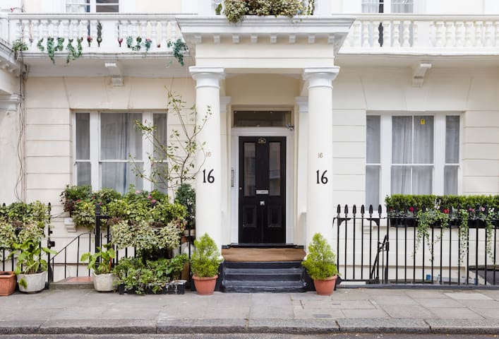 Double with Kitchenette - London - Townhouse