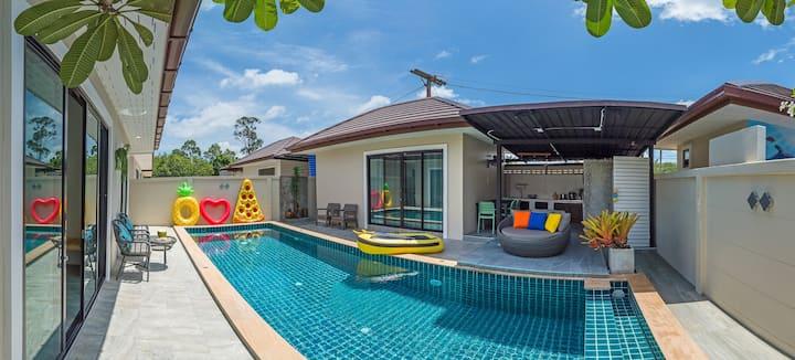 Love Aonang Pool Villa Krabi