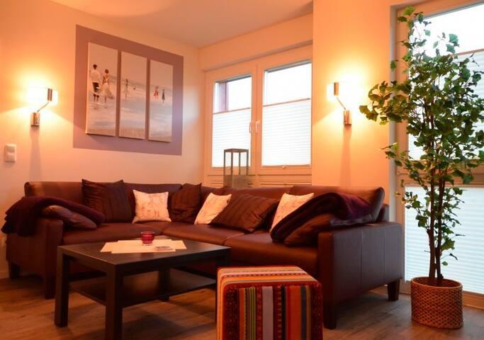 Ferienwohnung/App. für 4 Gäste mit 80m² in Baabe (111054)