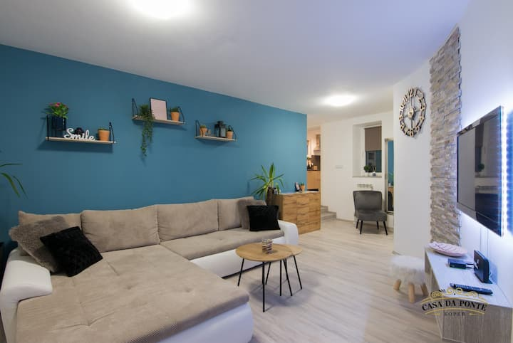 Comfortable  Apartment for six in Koper