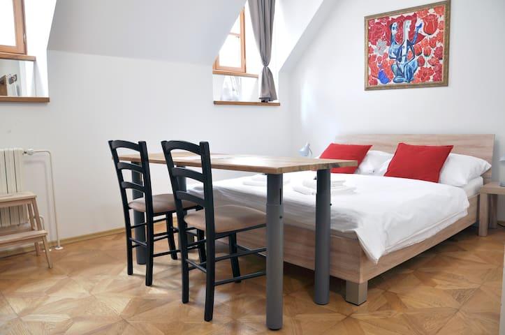 Beethoven Apartments - Studio #9