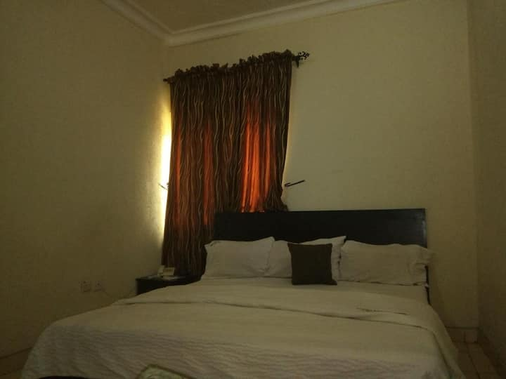 Ekulu Greens Classic Suites-Double Room
