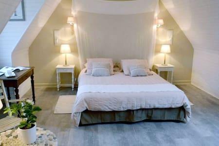 """Suite """"Bréhat"""" 50 m2 près de Paimpol et Bréhat"""
