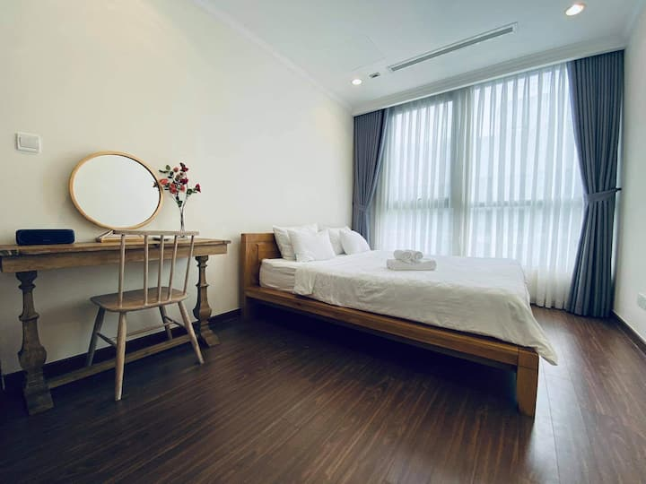 1br Luxury apartments in Vinhomes Central Park