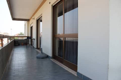 Appartment in the center of Mangualde - 110m2