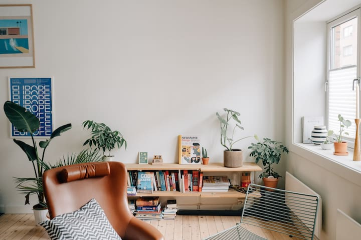 Cosy and spacious place in the heart of Oslo