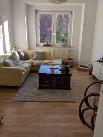 Schöne zentrale Wohnung in Hannover