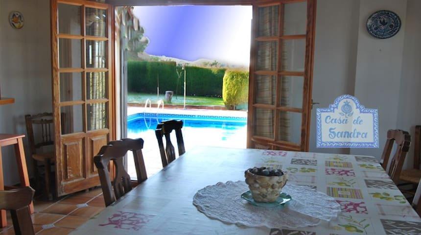 Bonita casa en el parque Natural de Sierra Nevada - Monachil