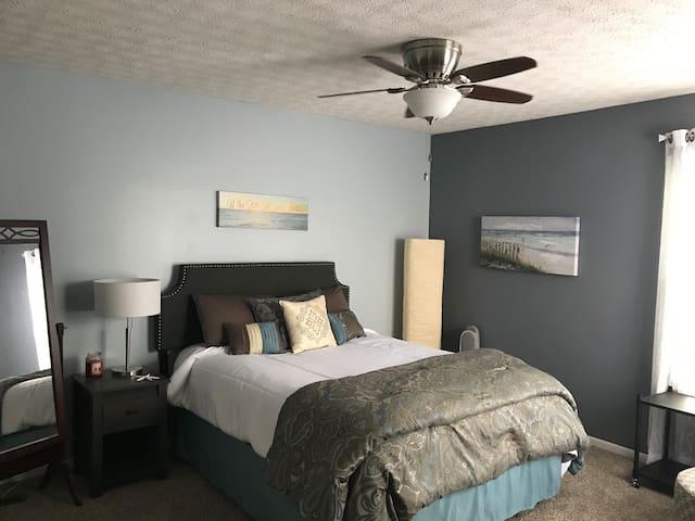 Cozy comfortable home