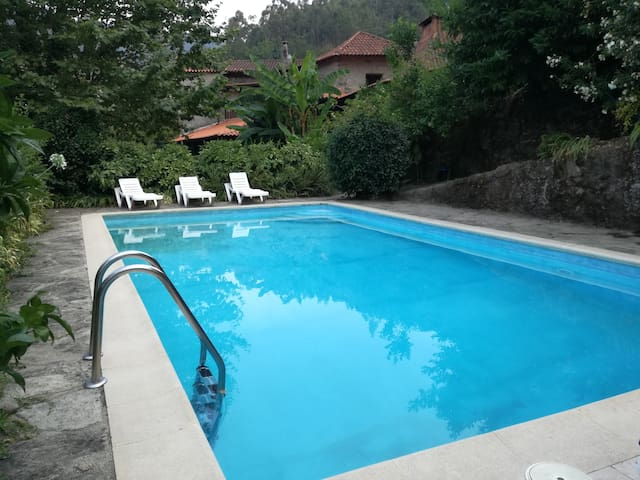 5Geres Park Luxury House 4Pax - Gerês - Appartement