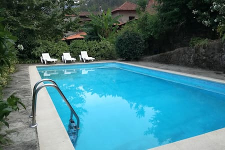 5Geres Park Luxury House 4Pax - Gerês