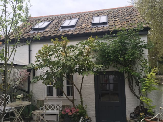 The Barn - central Cambridge - Cambridgeshire - Houten huisje