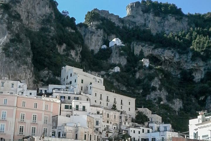 Casa Serena 50 Steps Sea 300 Mt. to Amalfi 3 day m